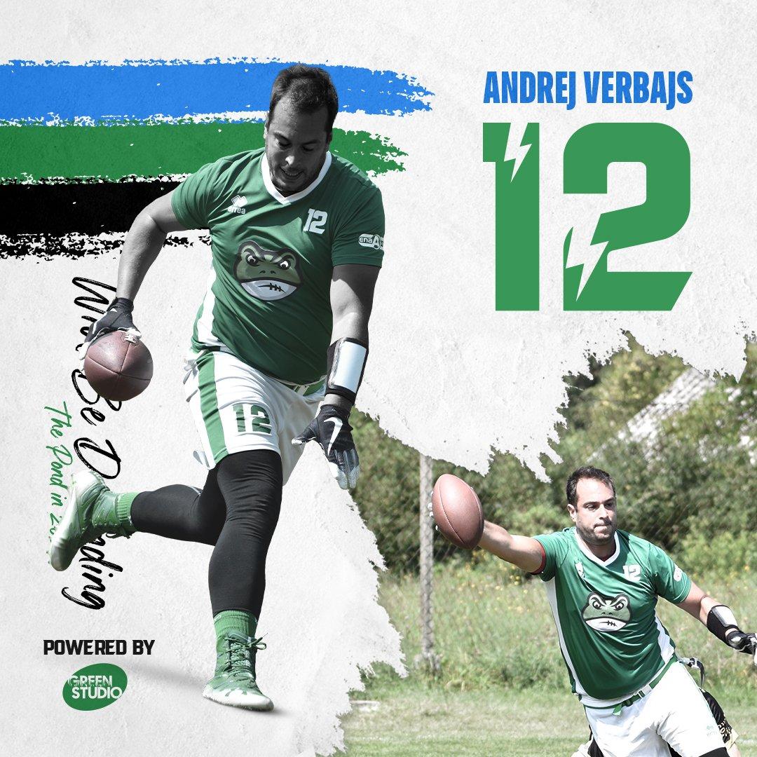 Andrej Verbajs will be defending the pond in 2021