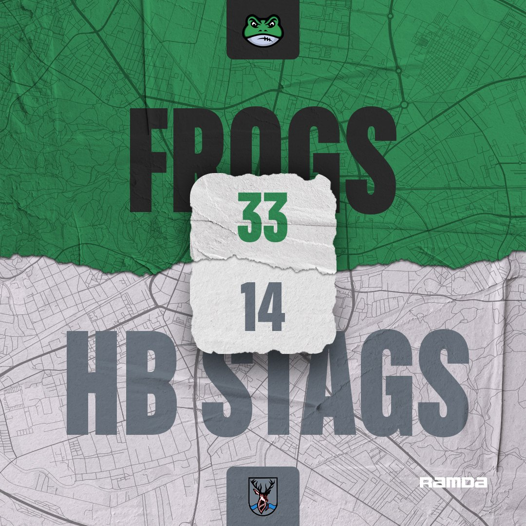 Frogs picked up the pace in game 3