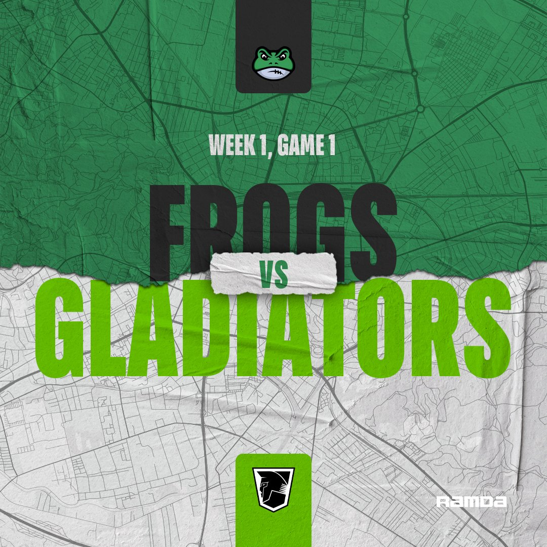 Frogs started their season in SFFL with a win